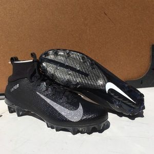 Nike Vapor Untouchable Pro 3 Football Cleats Black